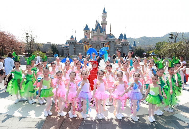 Performance - Disney Parade 2016.jpg